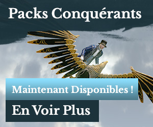 Packs Conquérants
