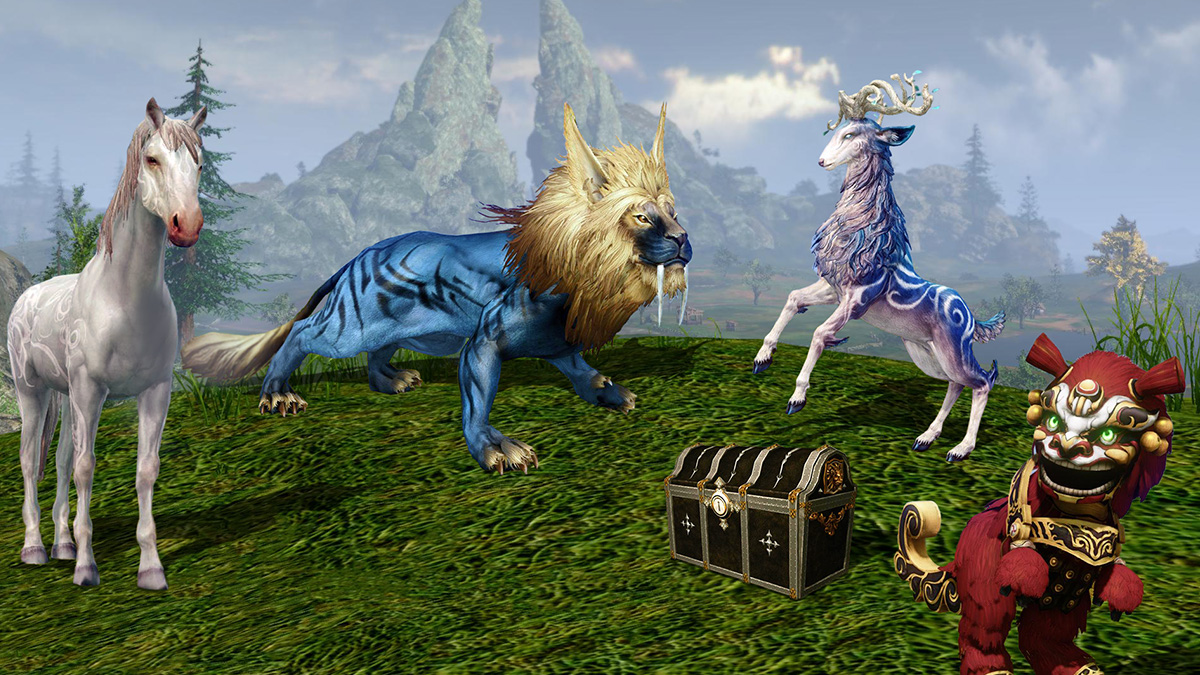 Mirage Mounts & More