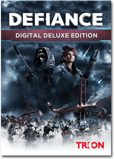 Defiance Digital Deluxe Box Art