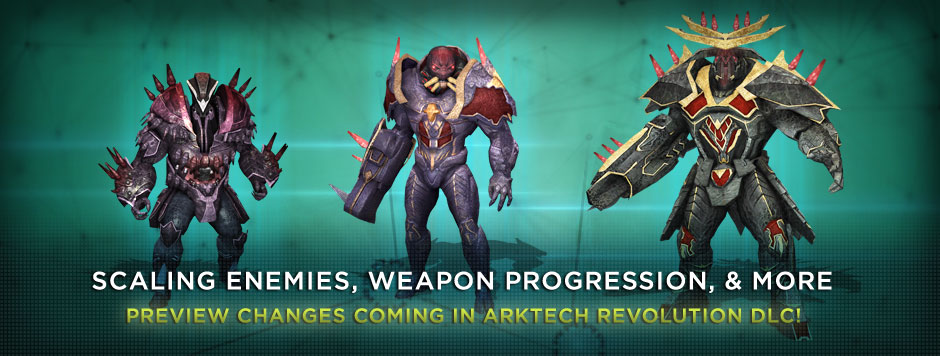 Arktech Revolution: The March of Progress