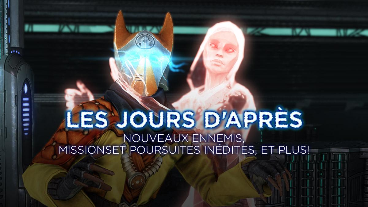 LES JOURS D'APRÈS