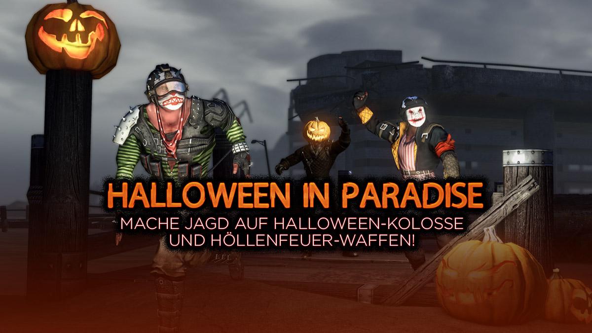 Es ist Halloween in Defiance!