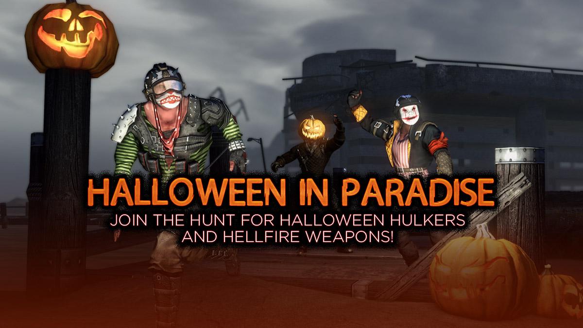 It's Halloween In Defiance!