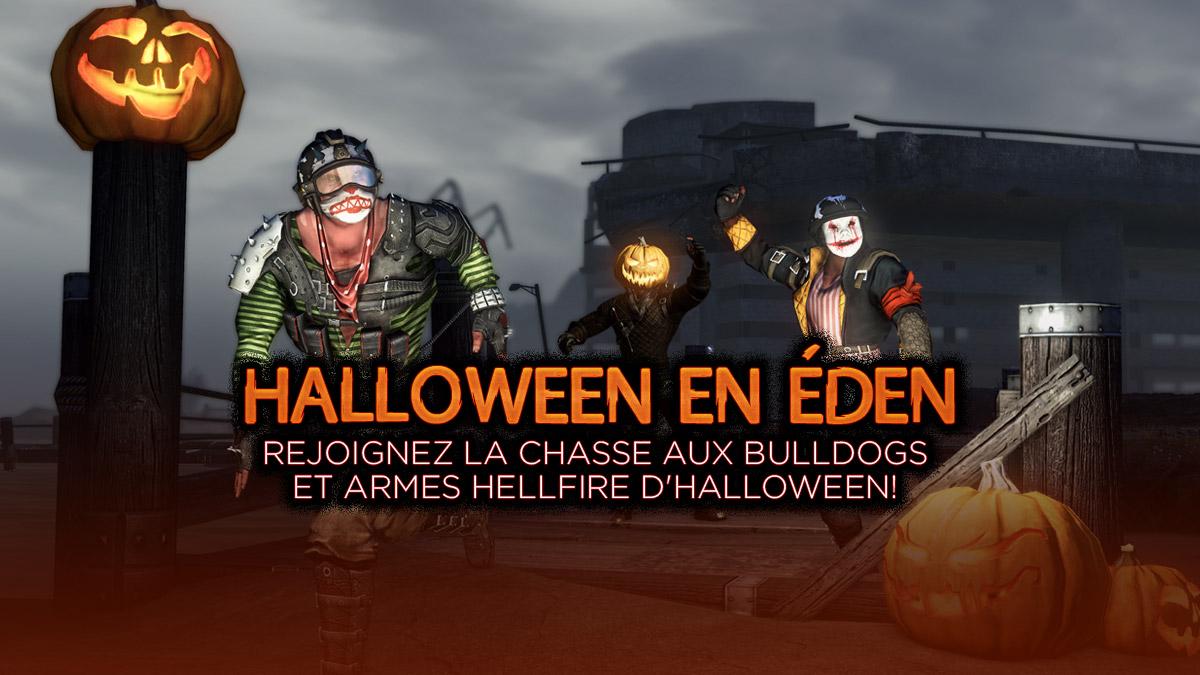 C'est Halloween dans Defiance!