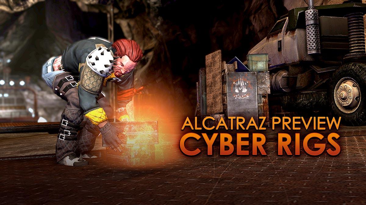 Cyber Rigs