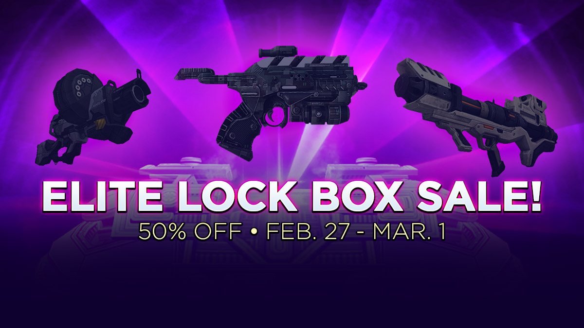 Elite Lock Boxes