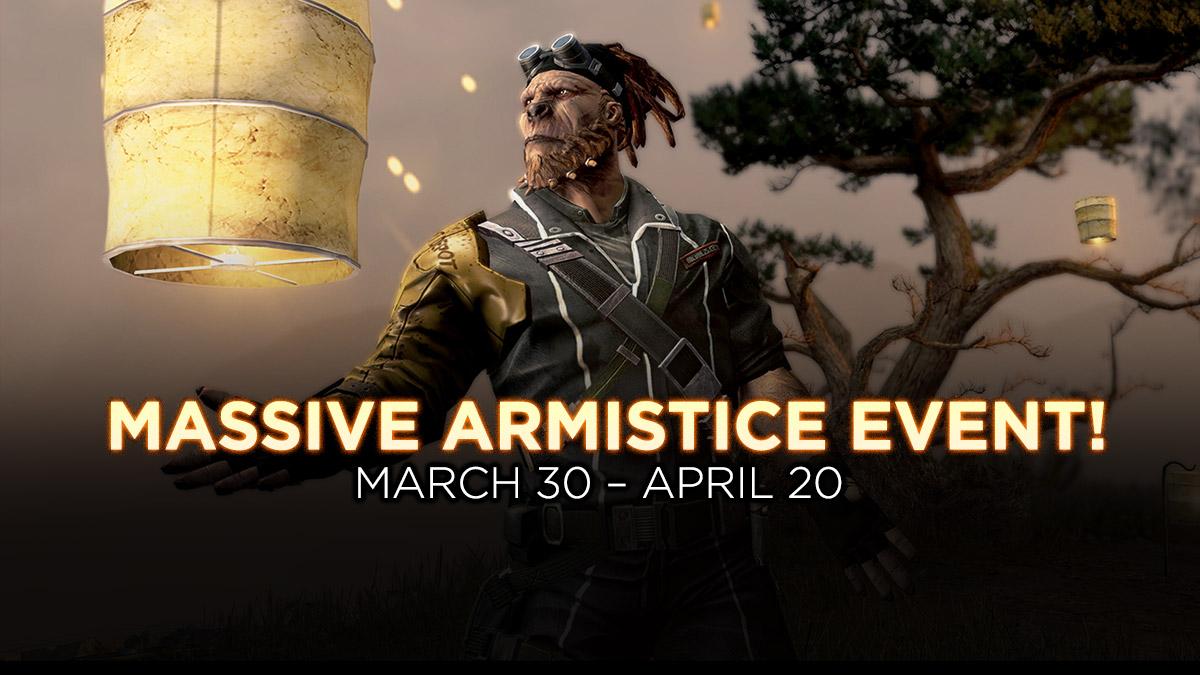Armistice Event