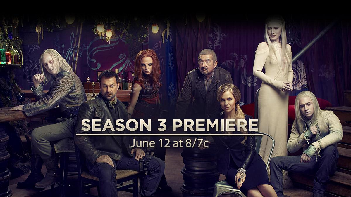 Season 3 Premier