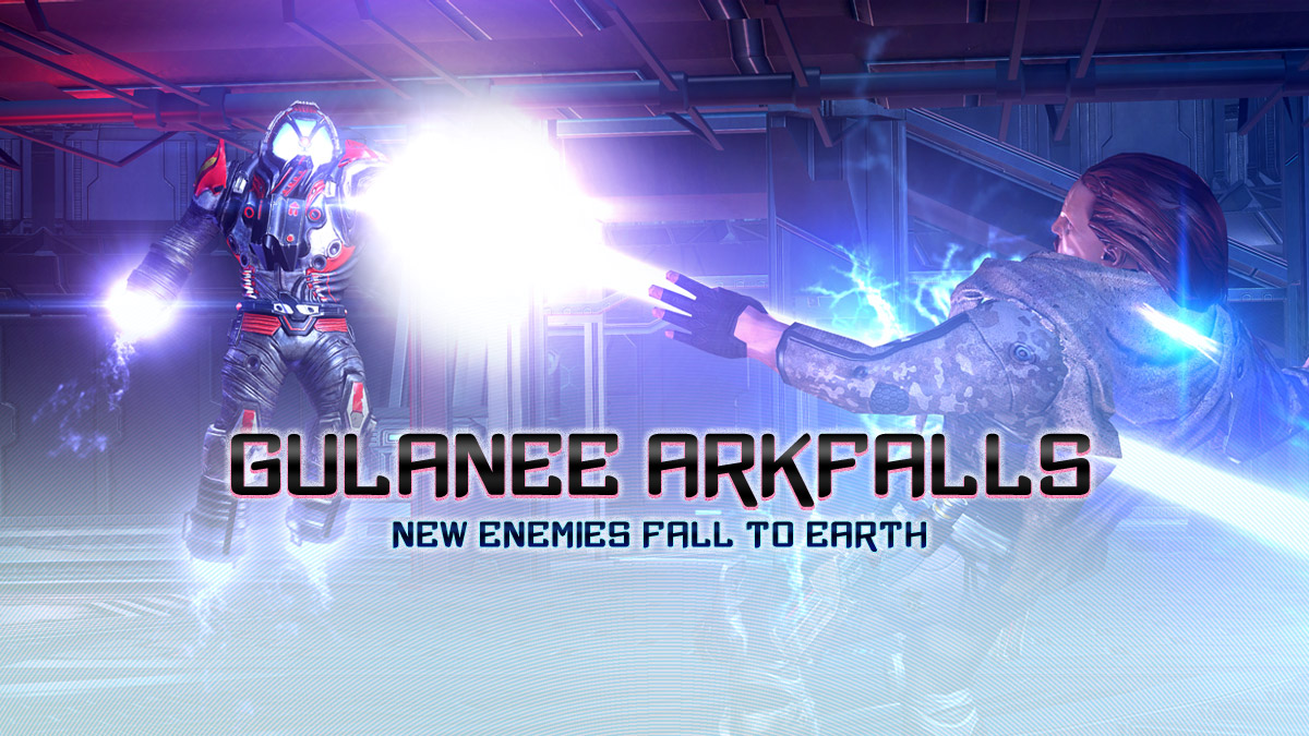 New Arkfalls. New Enemies.