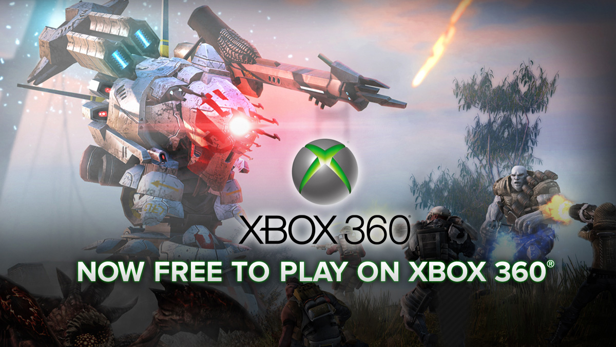 free xbox 360 shooting games fun 2 players