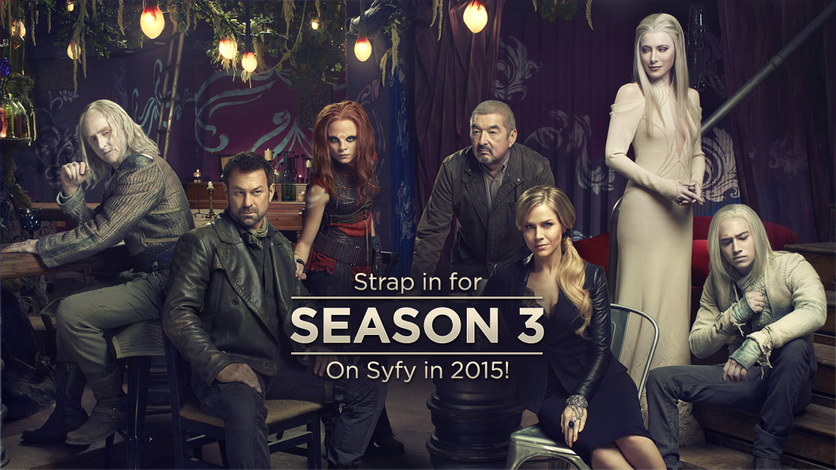 SEASON 3 ANNOUNCED
