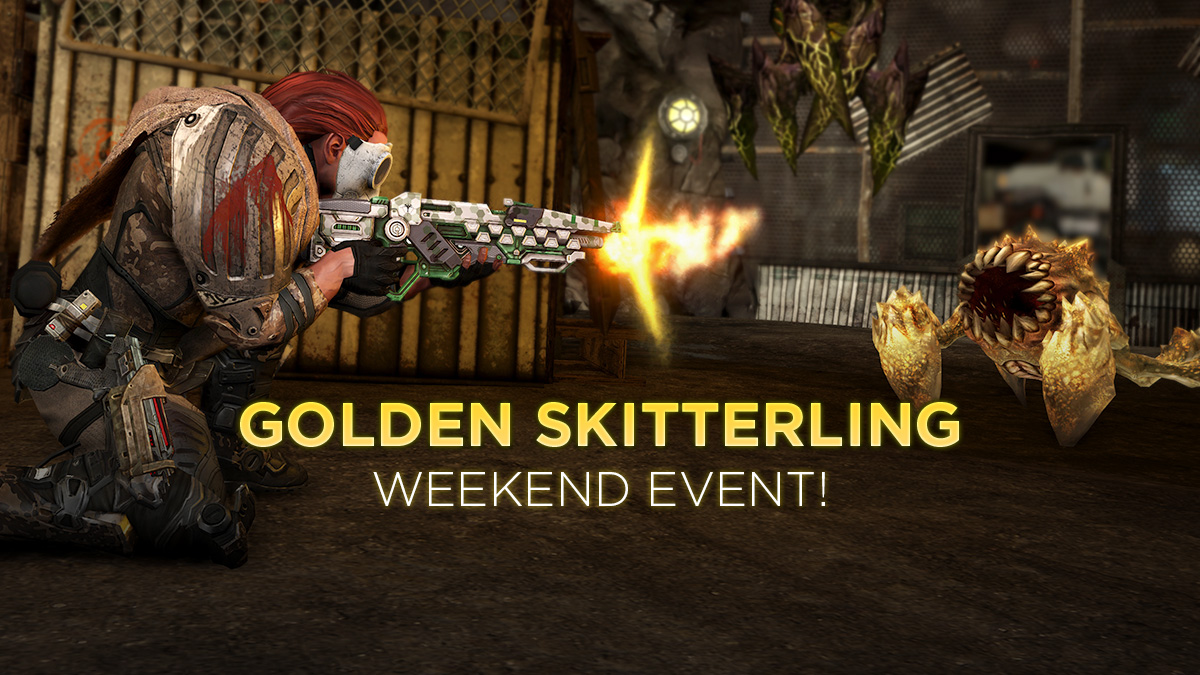 WEEKEND EVENT!