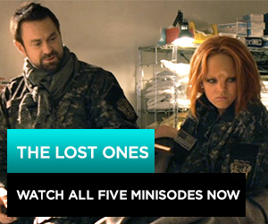 The Lost Ones: Watch all five minisodes now