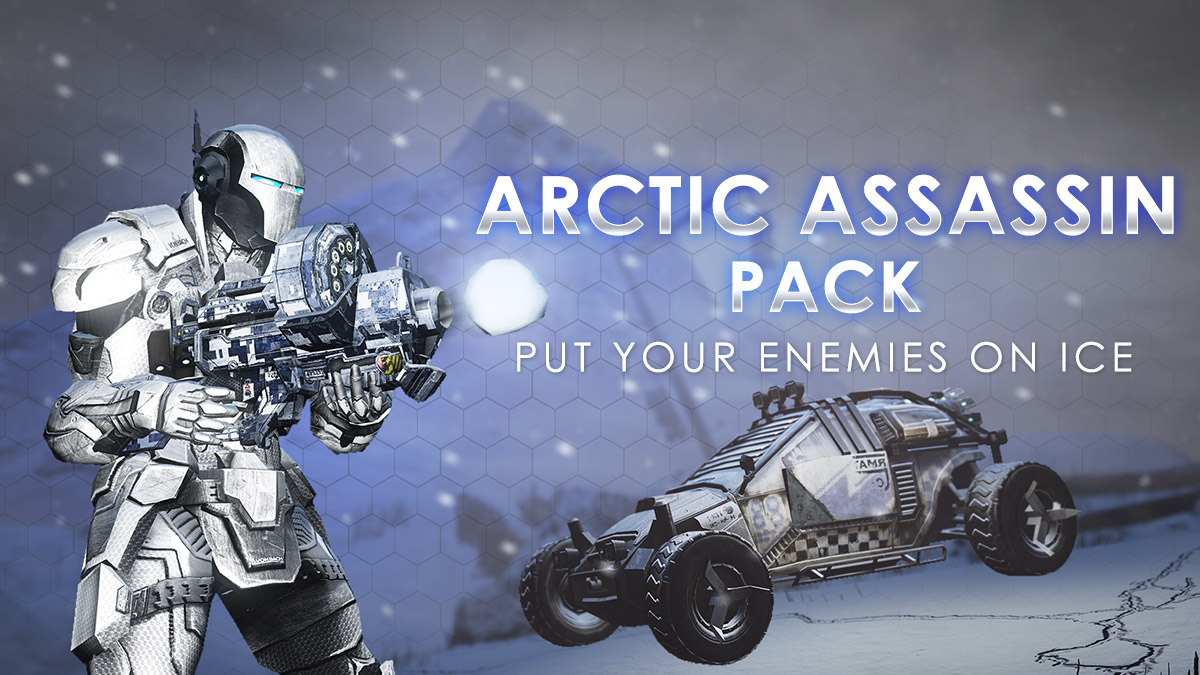 Arctic Assassin Pack