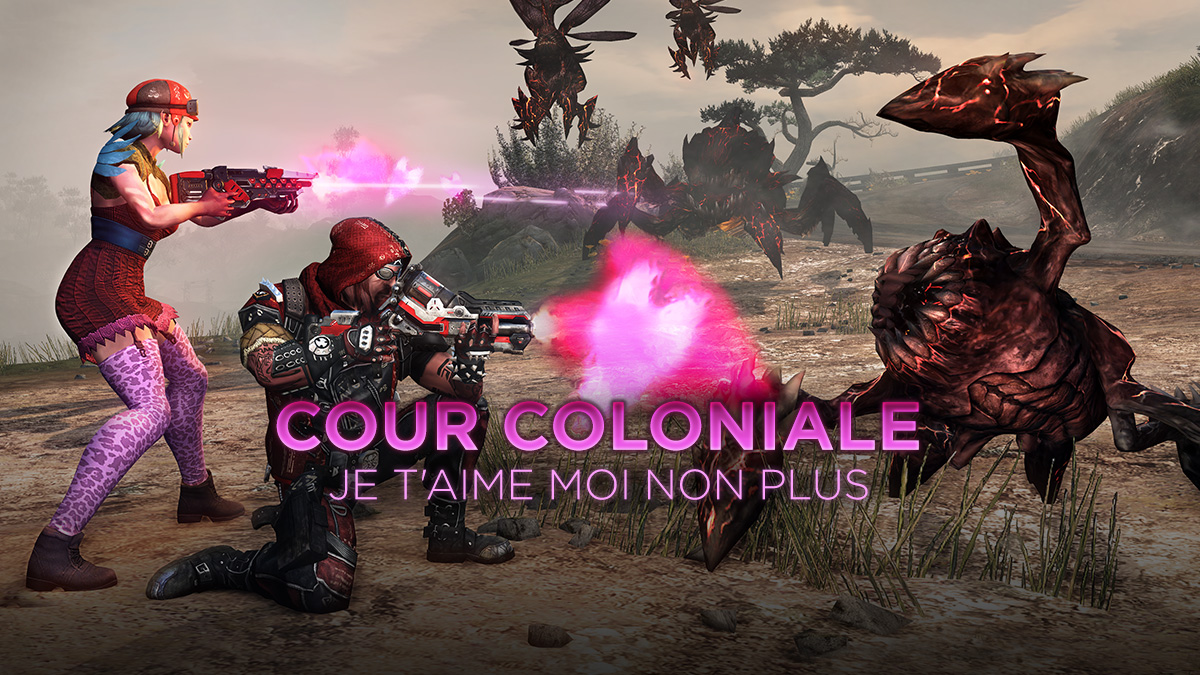 Cour coloniale