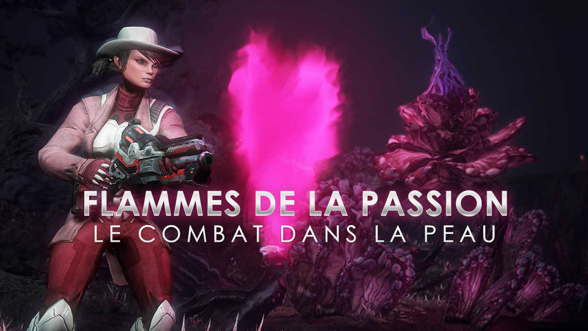 Flammes de la passion