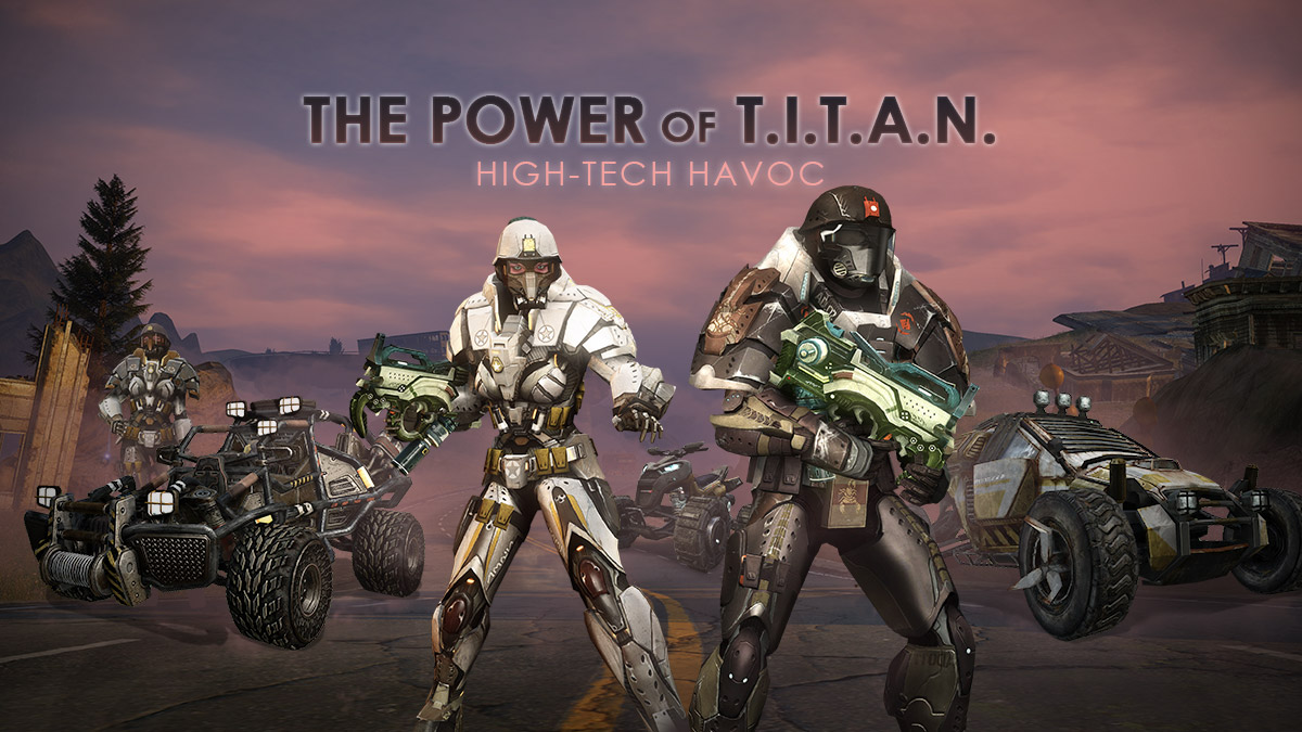 New T.I.T.A.N. bundles