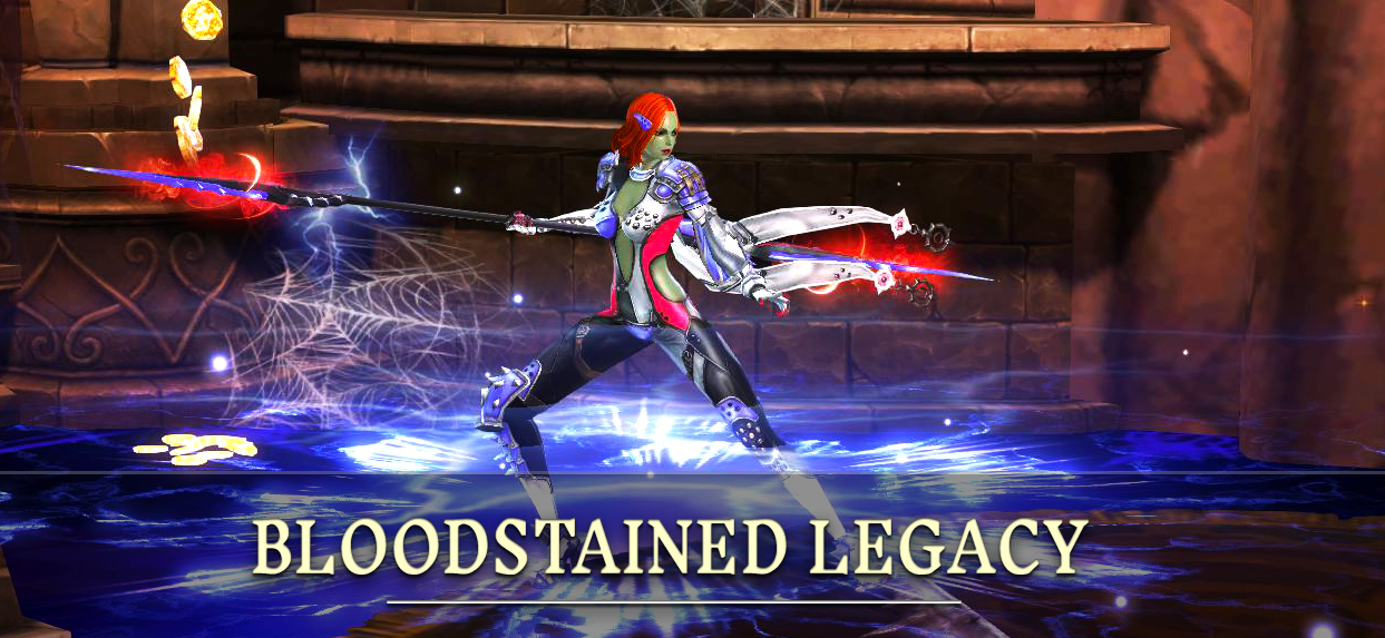 Bloodstained Legacy