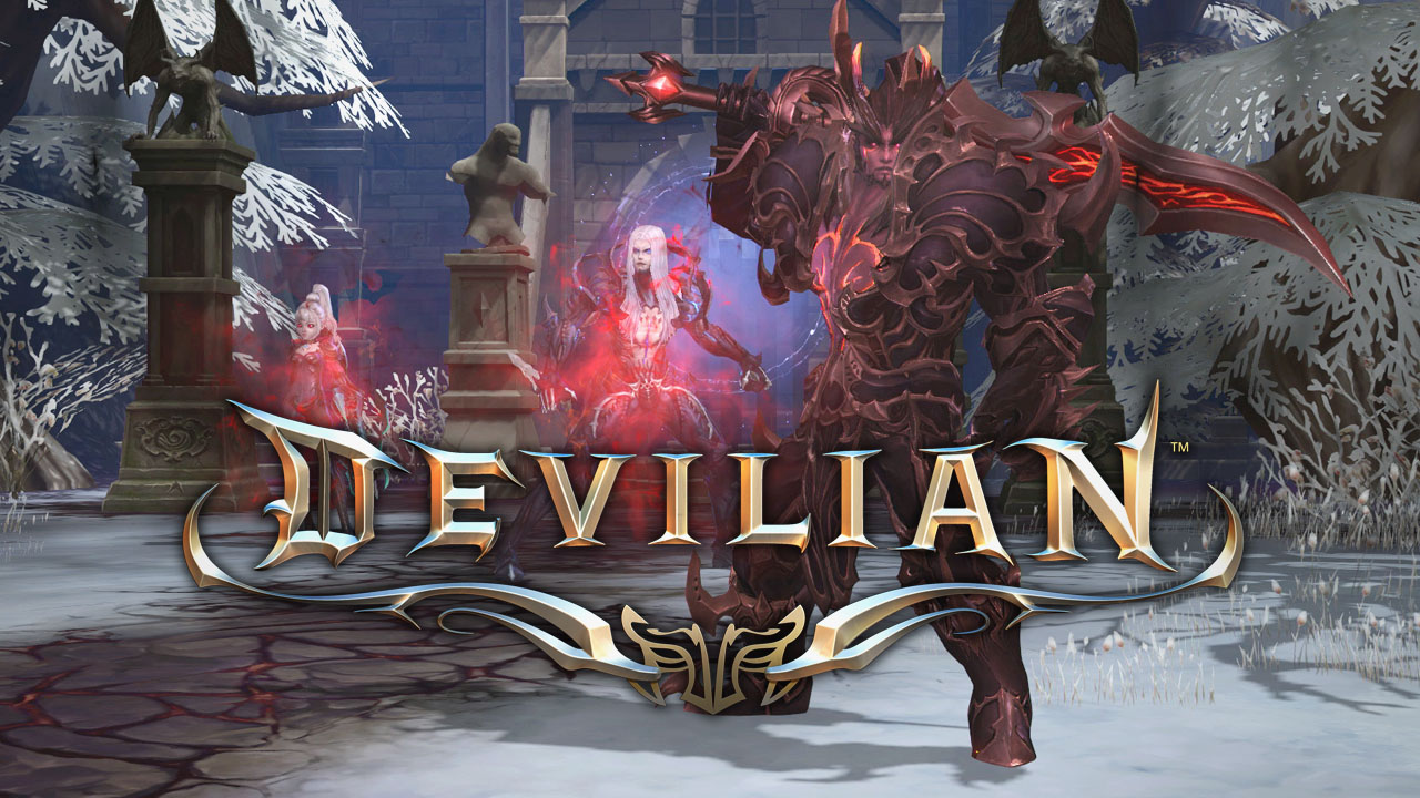 Devilian launch trailer