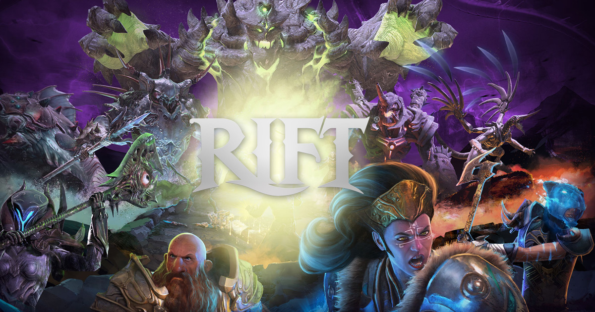 the rift spielen