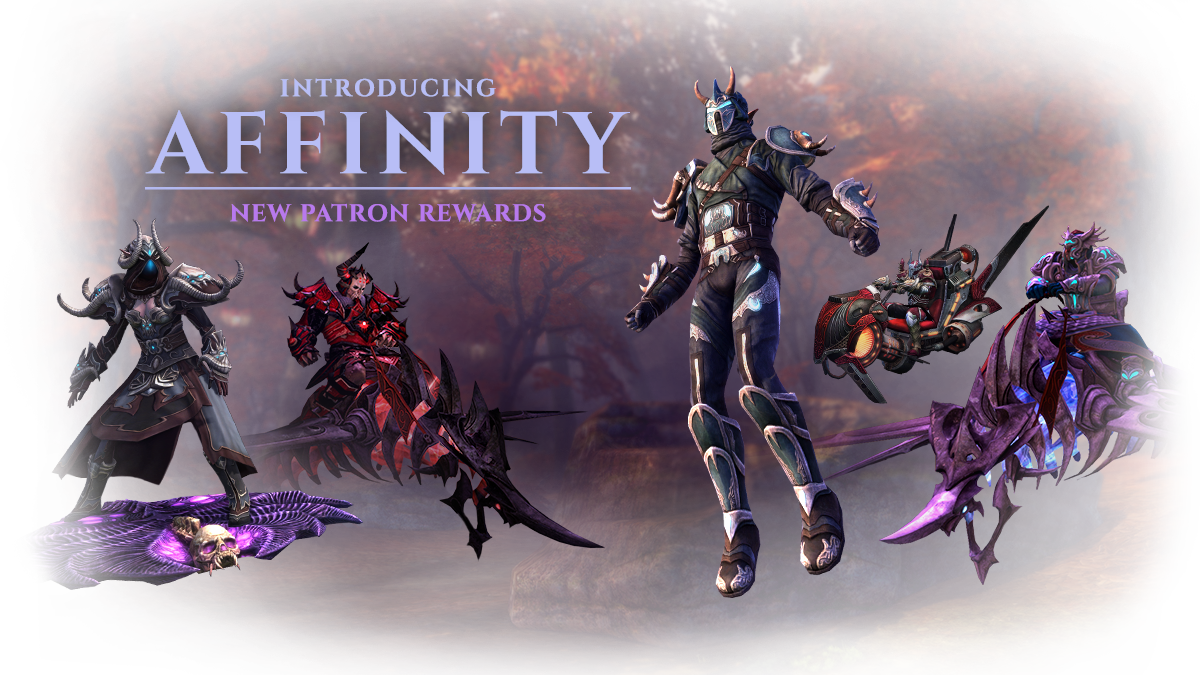 Introducing Affinity