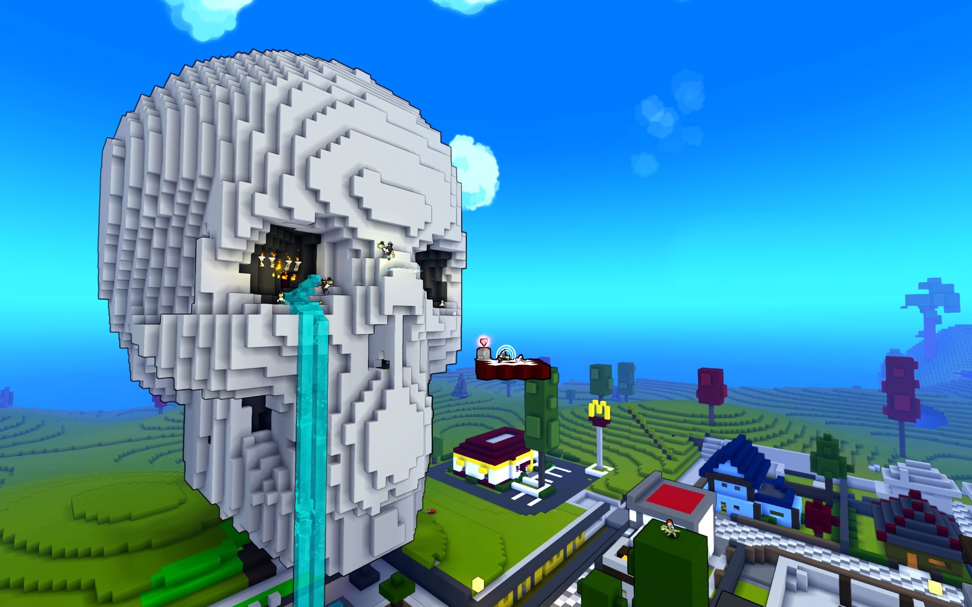 Cubic Creations May 2014 Trove