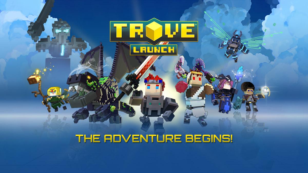 Trove [Review] Live-slide