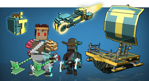 Trove class coin giveaways