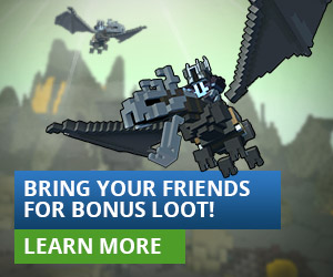 Bring Your Friends for Bonus Loot!
