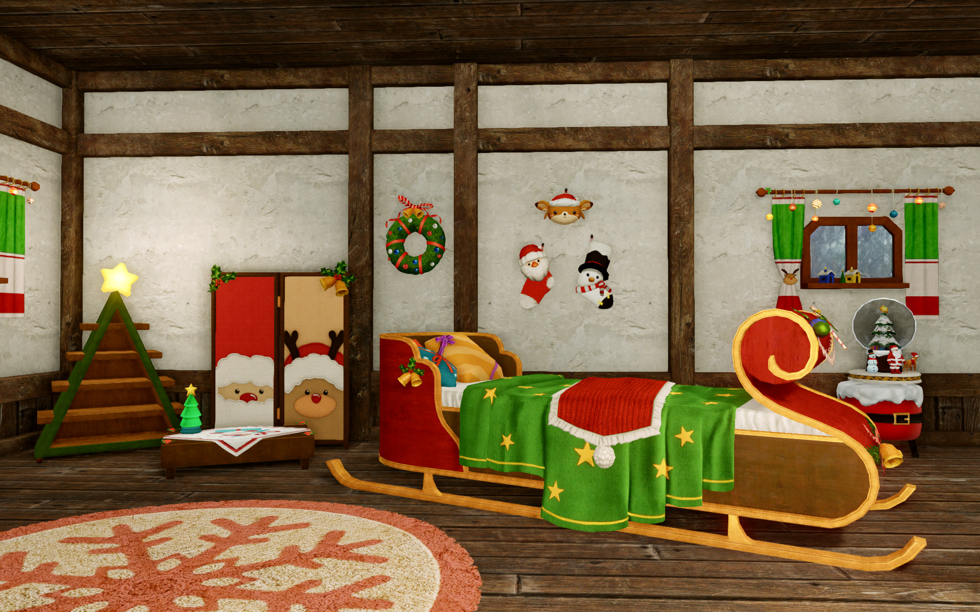 winter wonderland furniture bundle