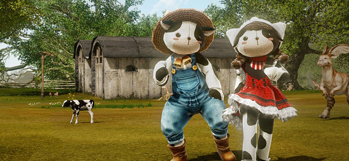 Marketplace Update Milkmaid Dairy Farmer and Fae Yata Costumes & Marketplace Update: Milkmaid Dairy Farmer and Fae Yata Costumes ...