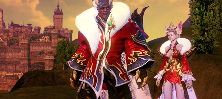 werefox robes archeage