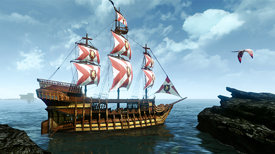 Enoan Galleon
