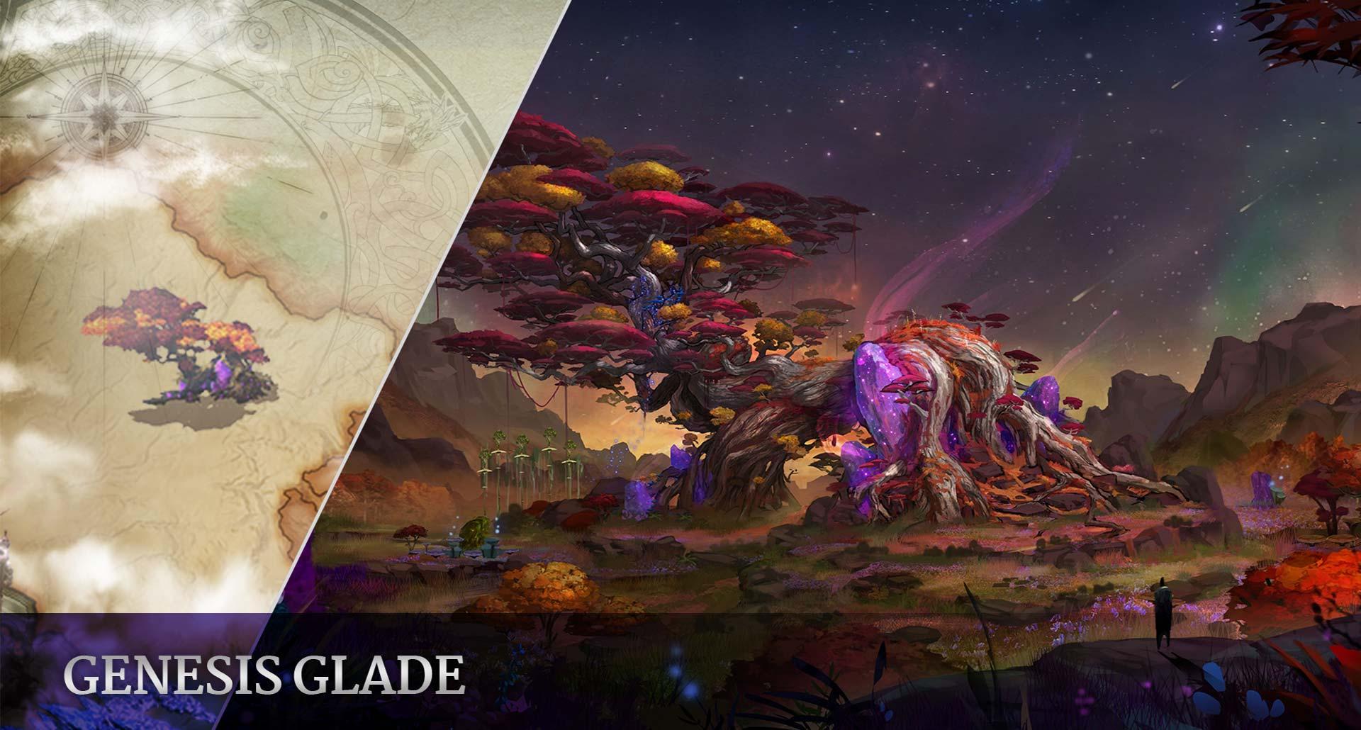 Genesis Glade