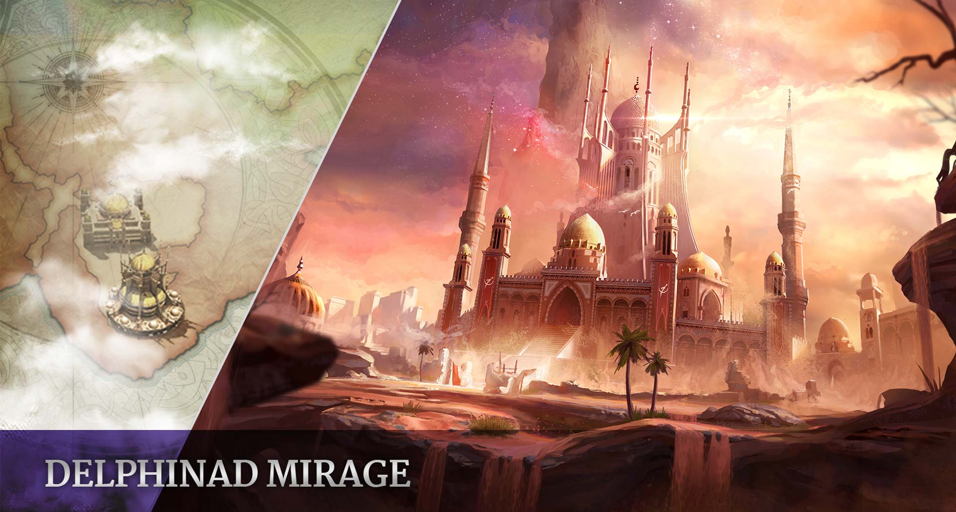 Delphinad Mirage