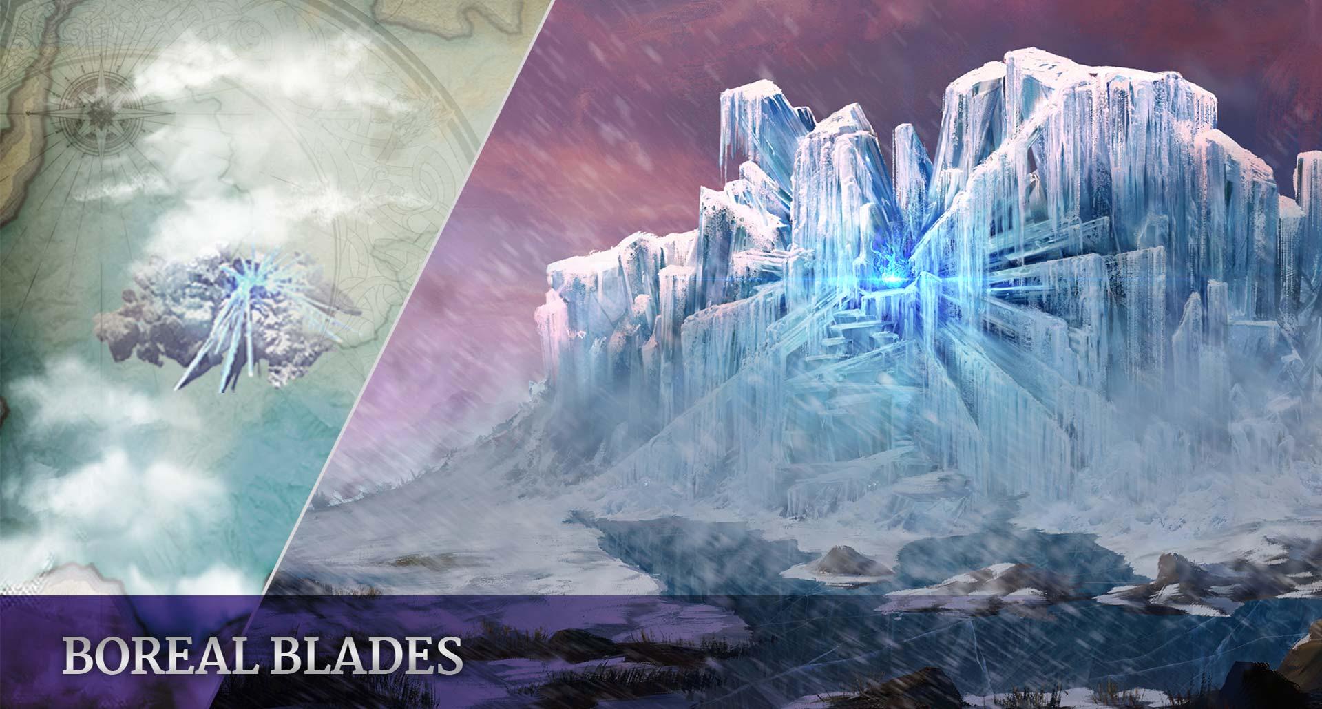 Boreal Blades
