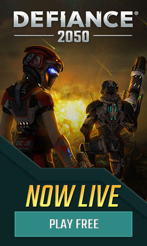 Defiance 2050 Now Live