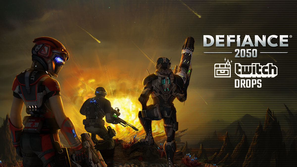 Sieh dir den Defiance-2050-Launch-Livestream an!