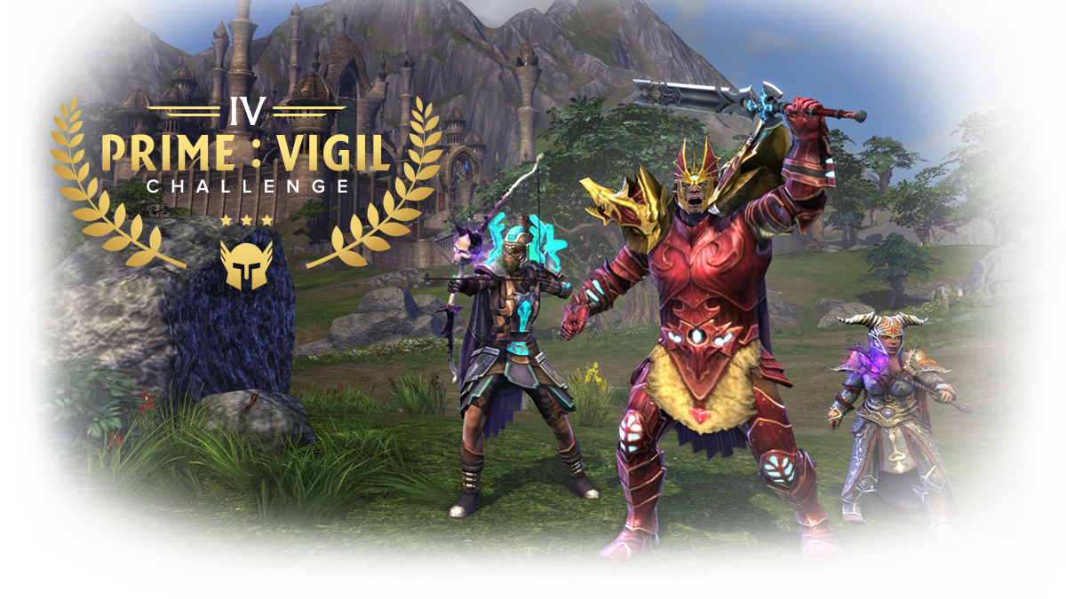 New Prime Vigil Challenges