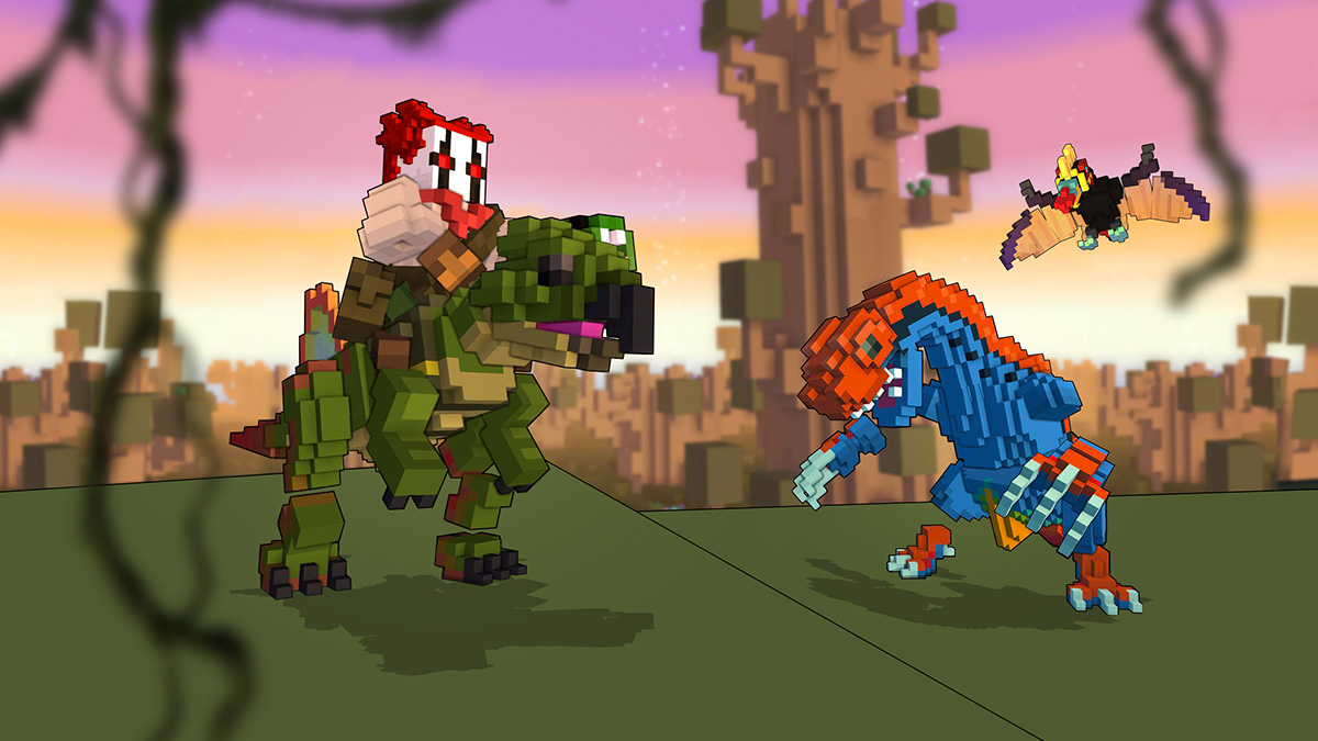 New prehistoric pack the dino tamer is here learn more