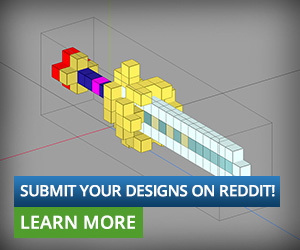 Submit your designs on Reddit!