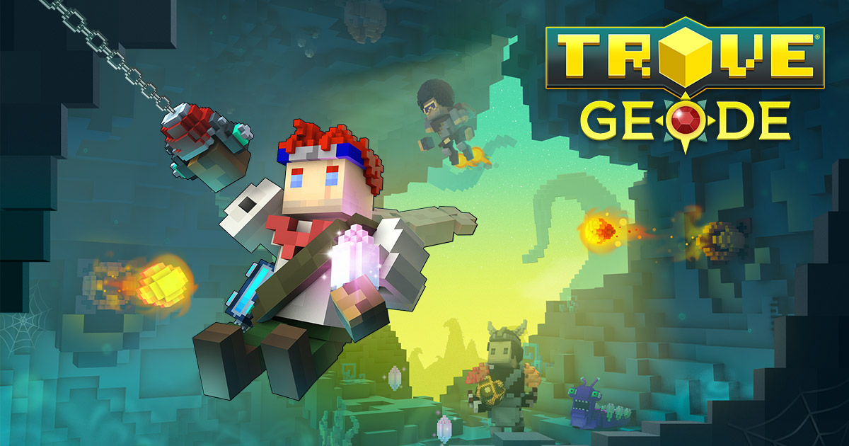 Trove games for PC